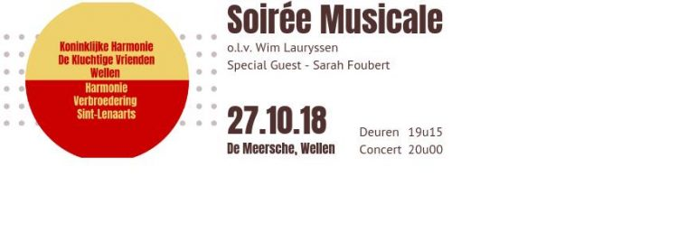 concert soiree musicale